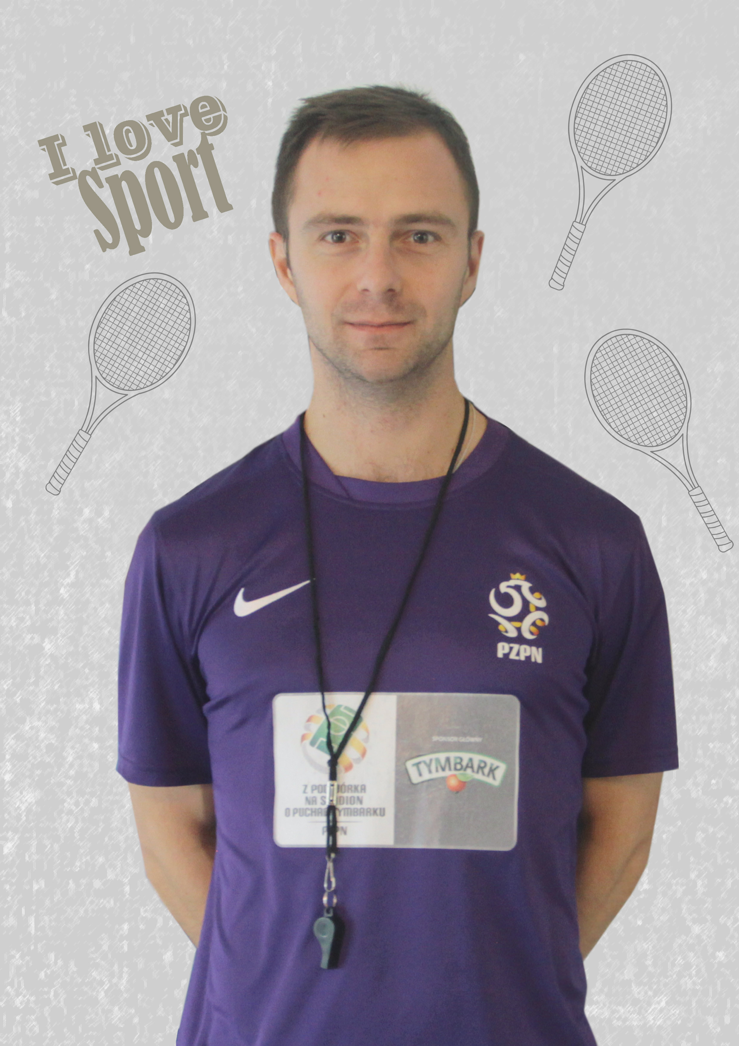 Adam - master / Physical Education & Tennis coach