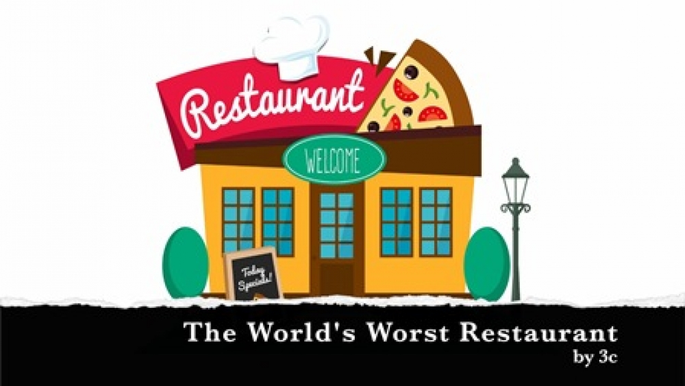 The World's Worst Restaurant